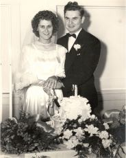 Herb and Vi - wedding