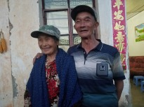Mrs Yang and Mr Li