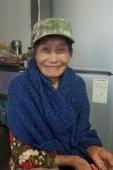 Mrs Yang - shawl